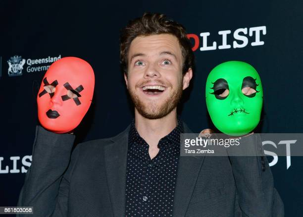 Actor Jack Quaid attends the 2017 Screamfest Horror Film Festival at TCL Chinese 6 Theatres on October 15 2017 in Hollywood California