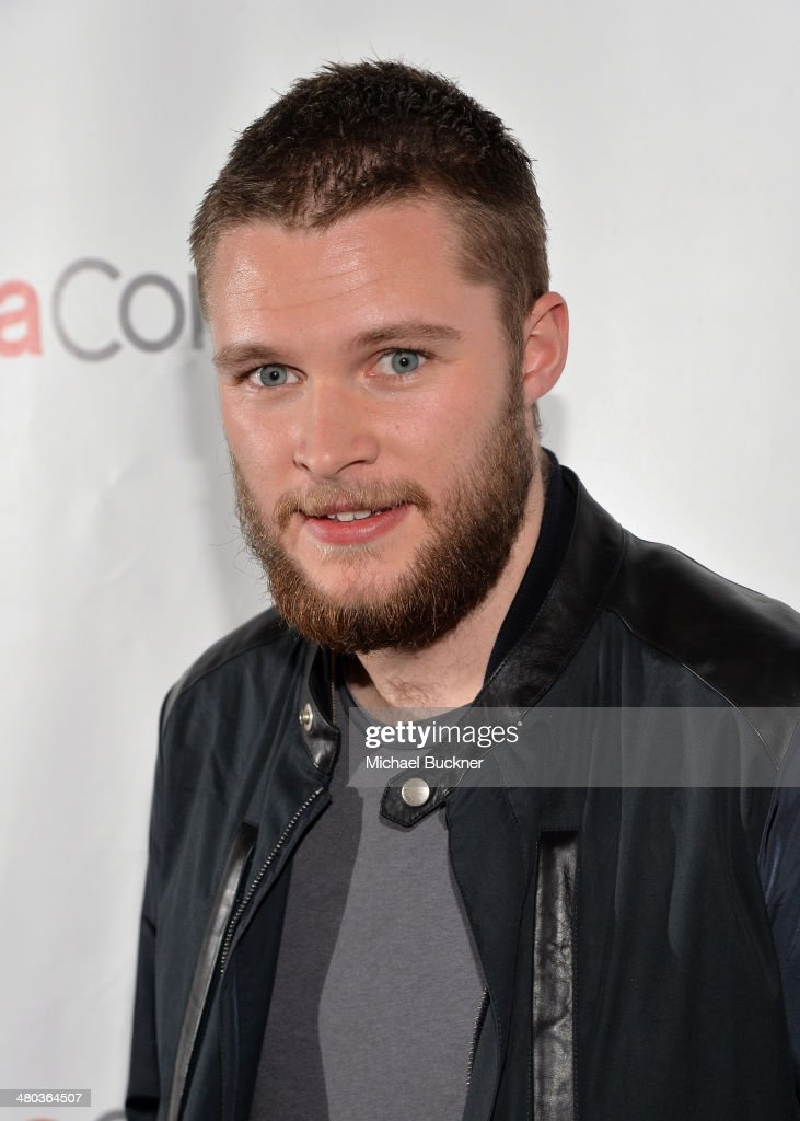 Actor <a gi-track='captionPersonalityLinkClicked' href=/galleries/search?phrase=Jack+Reynor&family=editorial&specificpeople=10130487 ng-click='$event.stopPropagation()'>Jack Reynor</a> attends CinemaCon 2014 Off and Running: Opening Night Studio Presentation from Paramount Pictures at Caesars Palace during CinemaCon 2014 on March 24, 2014 in Las Vegas, Nevada.