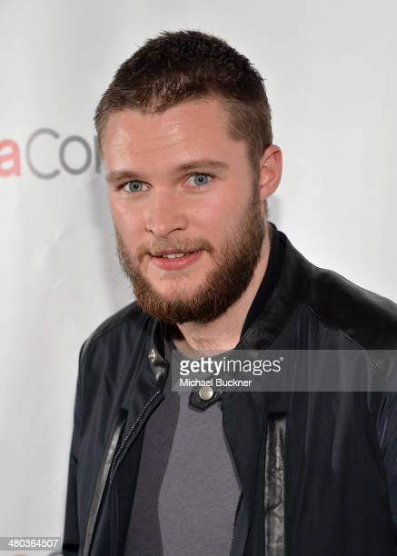 Actor Jack Reynor attends CinemaCon 2014 Off and Running Opening Night Studio Presentation from Paramount Pictures at Caesars Palace during CinemaCon...