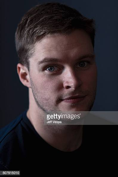 Actor Jack Reynor of 'Sing Street' poses for a portrait at the 2016 Sundance Film Festival on January 25 2016 in Park City Utah