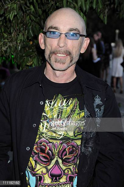 Actor Jackie Earl Haley arrives at Spike TV's Scream 2009 held at the Greek Theatre on October 17 2009 in Los Angeles California