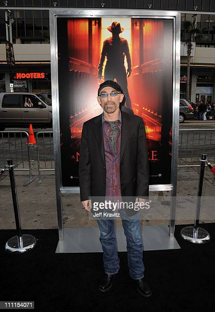 Actor Jackie Earle Haley arrives at the Los Angeles premiere of 'A Nightmare On Elm Street' held at Grauman's Chinese Theatre on April 27 2010 in...