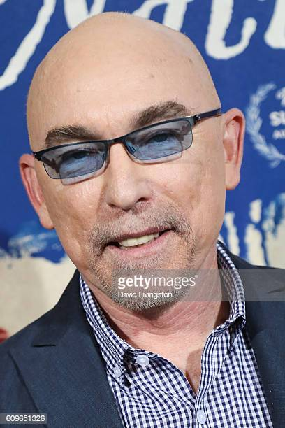 Actor Jackie Earle Haley arrives at the Premiere of Fox Searchlight Pictures' 'The Birth Of A Nation' at the ArcLight Cinemas Cinerama Dome on...