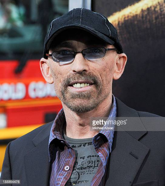 Actor Jackie Earle Haley attends the Los Angeles premiere of 'A Nightmare On Elm Street' at Grauman's Chinese Theatre on April 27 2010 in Hollywood...