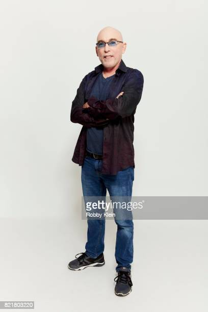 Actor Jackie Earle Haley from Amazon's 'The Tick' poses for a portrait during ComicCon 2017 at Hard Rock Hotel San Diego on July 21 2017 in San Diego...