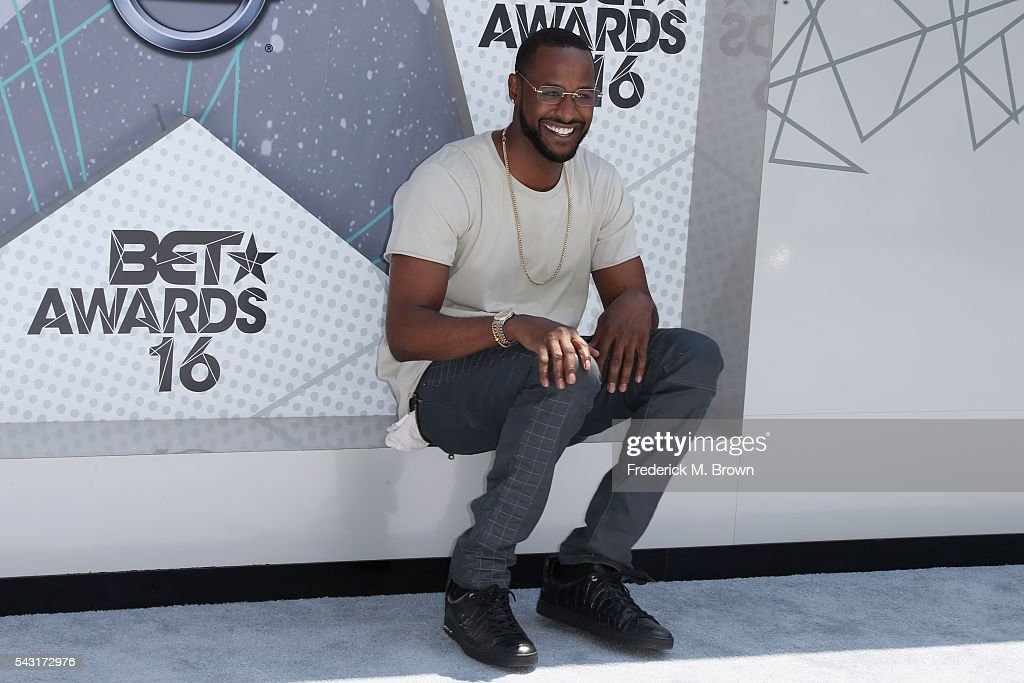 Actor <a gi-track='captionPersonalityLinkClicked' href=/galleries/search?phrase=Jackie+Long&family=editorial&specificpeople=536550 ng-click='$event.stopPropagation()'>Jackie Long</a> attends the 2016 BET Awards at the Microsoft Theater on June 26, 2016 in Los Angeles, California.