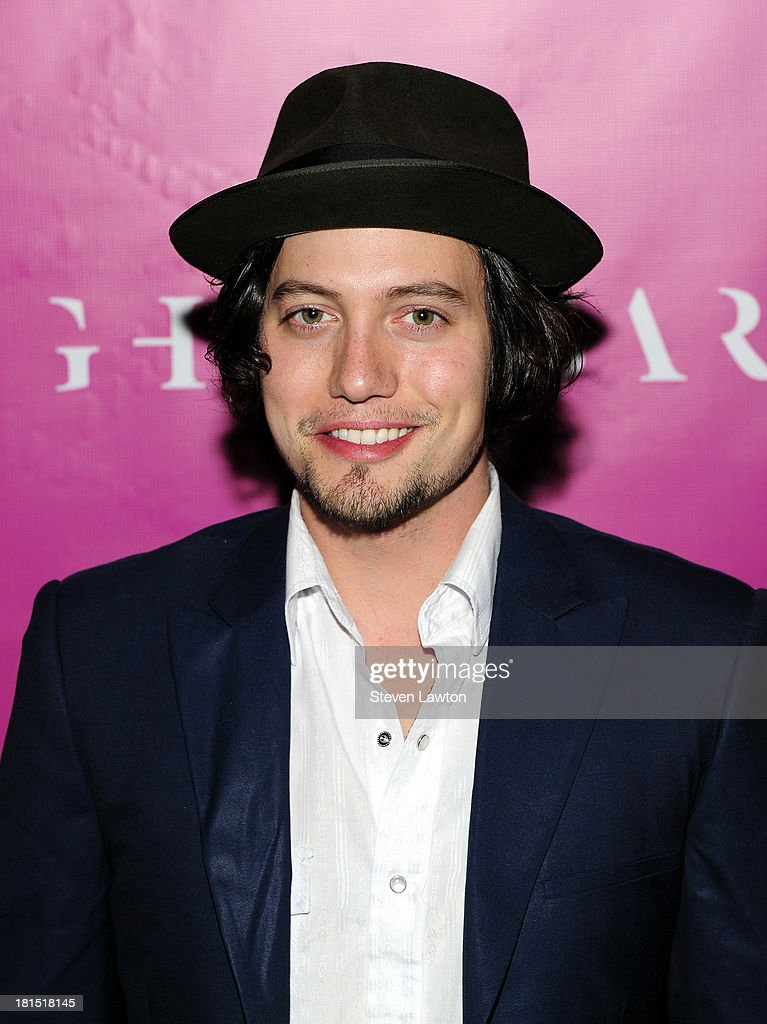 Actor <a gi-track='captionPersonalityLinkClicked' href=/galleries/search?phrase=Jackson+Rathbone&family=editorial&specificpeople=4070053 ng-click='$event.stopPropagation()'>Jackson Rathbone</a> arrives at Ghostbar at the Palms Casino Resort on September 21, 2013 in Las Vegas, Nevada.