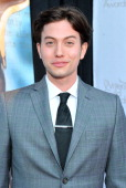 Actor Jackson Rathbone arrives at the 2012 Writers Guild Awards at the Hollywood Palladium on February 19 2012 in Los Angeles California