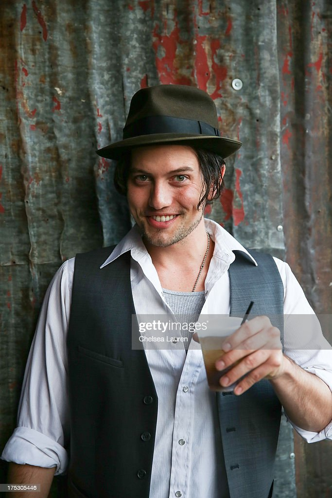 Actor Jackson Rathbone arrives at the 6th annual Sunset Strip Music Festival launch party honoring Joan Jett at House of Blues Sunset Strip on August 1, 2013 in West Hollywood, California.