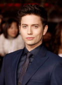 Actor Jackson Rathbone arrives at 'The Twilight Saga Breaking Dawn Part 2' Los Angels premiere at Nokia Theatre LA Live on November 12 2012 in Los...