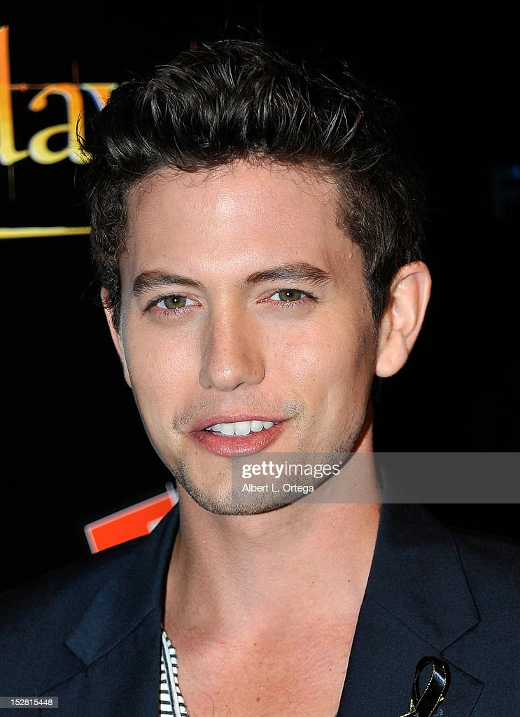 Actor <a gi-track='captionPersonalityLinkClicked' href=/galleries/search?phrase=Jackson+Rathbone&family=editorial&specificpeople=4070053 ng-click='$event.stopPropagation()'>Jackson Rathbone</a> arrives for Summit Entertainment's 'The Twilight Saga: Breaking Dawn - PART 2 VIP - Comic-Con Celebration - Arrivals held at The Hard Rock Hotel on July 11, 2012 in San Diego, California.
