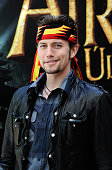 Actor Jackson Rathbone attends a photocall for 'Airbender El Ultimo Guerrero' at the Villamagna Hotel on July 13 2010 in Madrid Spain