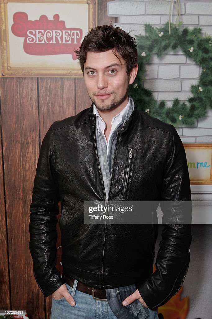 Actor Jackson Rathbone attends the 2nd Annual Santa's Secret Workshop Benefiting L.A. Family Housing at Andaz on December 1, 2012 in West Hollywood, California.
