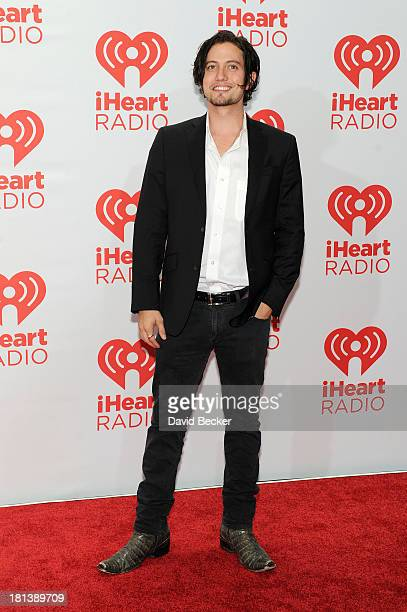 Actor Jackson Rathbone attends the iHeartRadio Music Festival at the MGM Grand Garden Arena on September 20 2013 in Las Vegas Nevada