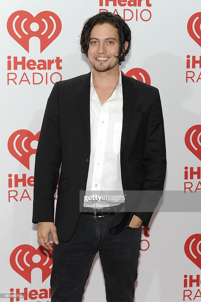 Actor Jackson Rathbone attends the iHeartRadio Music Festival at the MGM Grand Garden Arena on September 20, 2013 in Las Vegas, Nevada.
