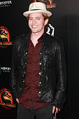 Actor Jackson Rathbone attends the 'Mortal Kombat Legacy' digital series premiere celebration at Saint Felix II on April 14 2011 in Hollywood...
