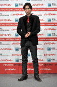 Actor Jackson Rathbone attends the 'The Twilight Saga Breaking Dawn Part 1' Photocall during the 6th International Rome Film Festival on October 30...