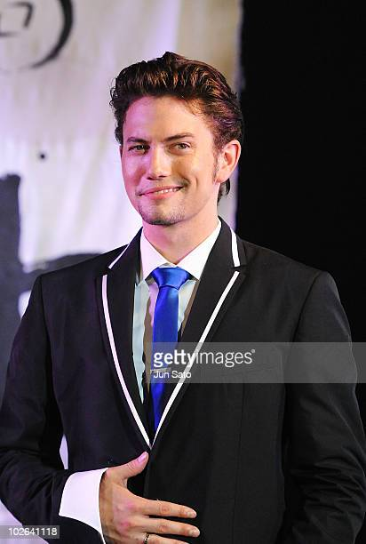 Actor Jackson Rathbone attends the Tokyo Premiere for 'The Last Airbender' at Lalaport Toyosu on July 6 2010 in Tokyo Japan The film will open on...