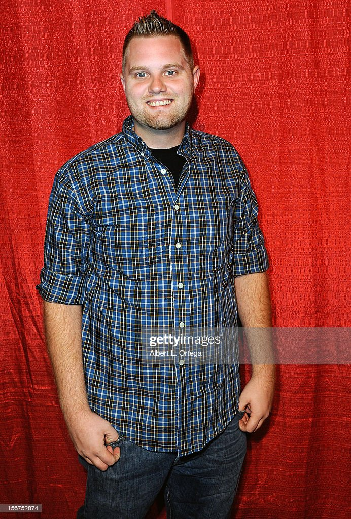 Actor Jacob Jenkins arrives for Jackson Limousine Homeless Turkey Drive Red Carpet Gala held at Infusion Lounge on November 19, 2012 in Universal City, California.