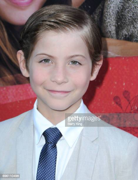 Actor Jacob Tremblay attends the 2017 Los Angeles Film Festival Opening Night Premiere Of Focus Features' 'The Book Of Henry' at Arclight Cinemas...