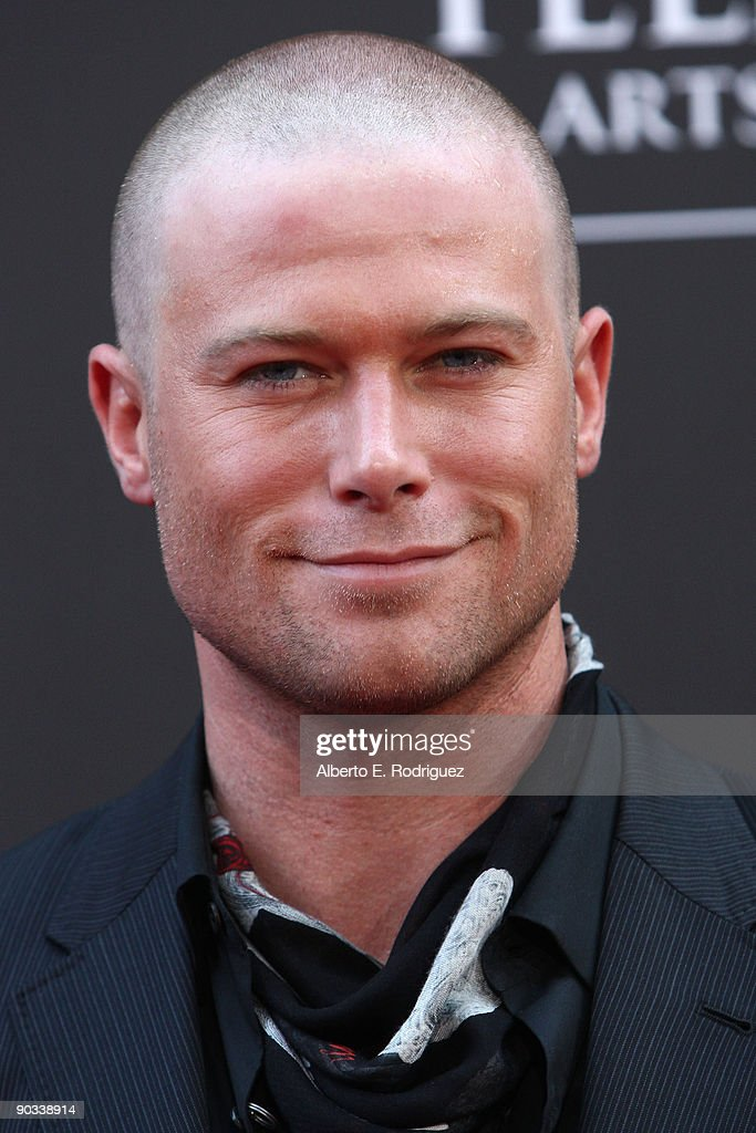 Actor Jacob Young arrives at the 36th Annual Daytime Emmy Awards at The Orpheum Theatre on August 30, 2009 in Los Angeles, California.