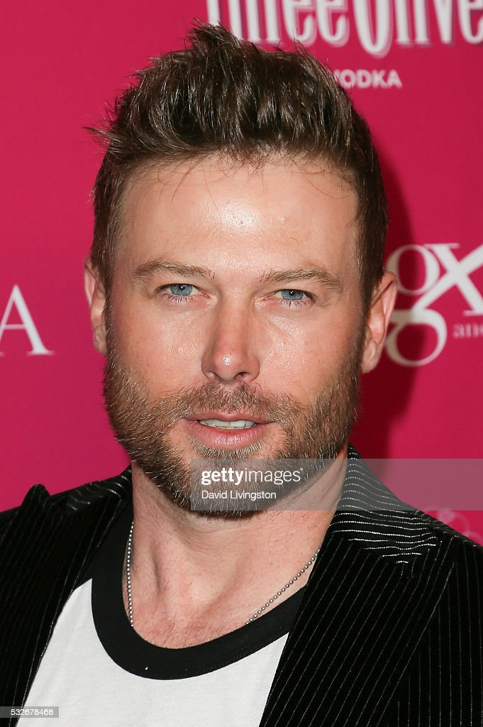 Actor <a gi-track='captionPersonalityLinkClicked' href=/galleries/search?phrase=Jacob+Young&family=editorial&specificpeople=663641 ng-click='$event.stopPropagation()'>Jacob Young</a> arrives at the OK! Magazine's So Sexy LA at the Skybar at Mondrian on May 18, 2016 in West Hollywood, California.