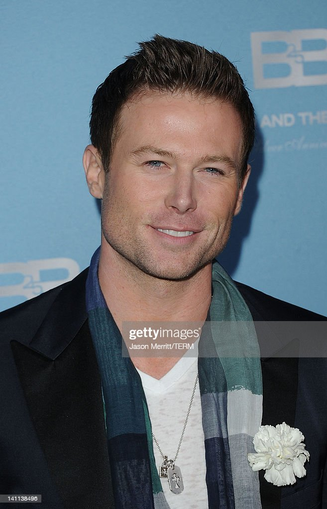 Actor Jacob Young attends the 5th Silver Anniversary party for CBS' 'The Bold And The Beautifu on March 10, 2012 in Los Angeles, California.