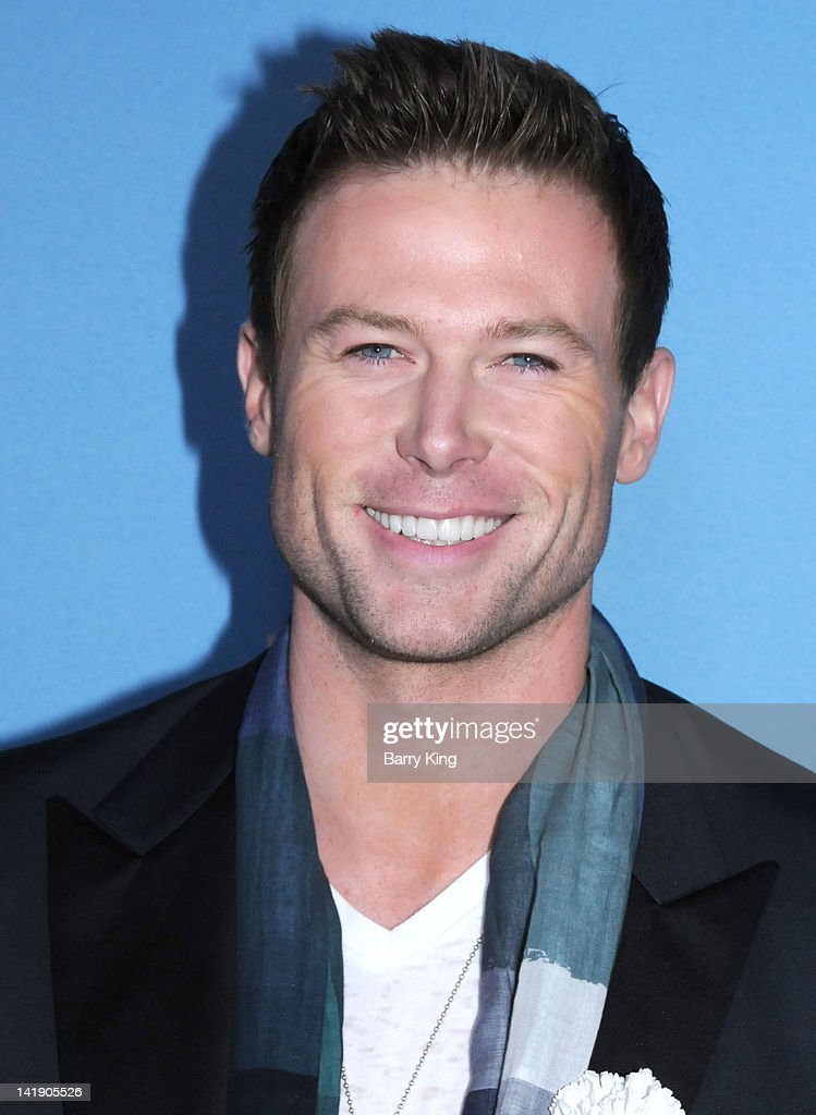 Actor Jacob Young attends 'The Bold And The Beautiful' 25th silver anniversary party on March 10, 2012 in Los Angeles, California.
