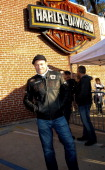 Actor Jacob Young participates in the 30th Anniversary Love Ride held at Glendale HarleyDavidson on October 20 2013 in Glendale California