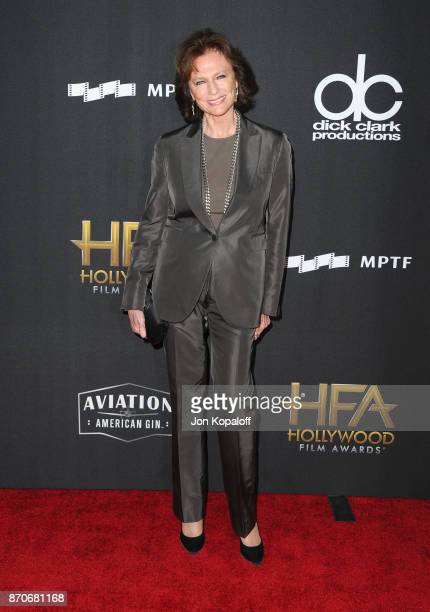 Actor Jacqueline Bisset attends the 21st Annual Hollywood Film Awards at The Beverly Hilton Hotel on November 5 2017 in Beverly Hills California