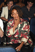 Actor Jaden Smith attends the 2015 MTV Video Music Awards at Microsoft Theater on August 30 2015 in Los Angeles California