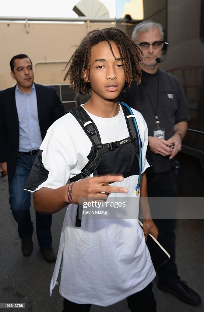 Actor Jaden Smith attends The Comedy Central Roast of Justin Bieber at Sony Pictures Studios on March 14, 2015 in Los Angeles, California.