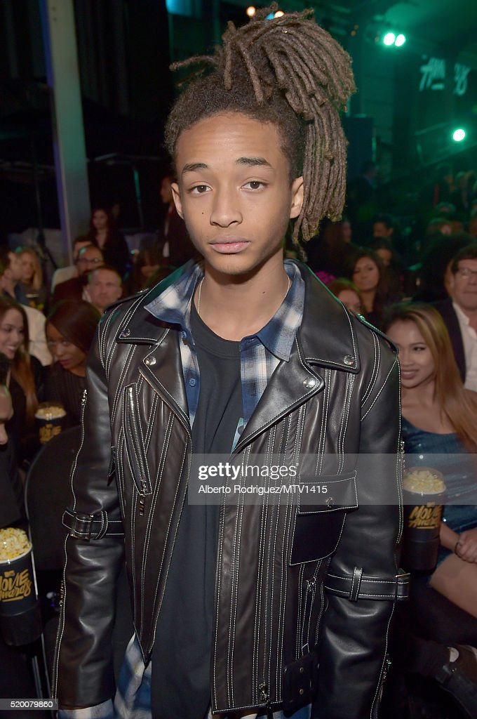 actor-jaden-smith-poses-in-the-audience-during-the-2016-mtv-movie-at-picture-id520079860