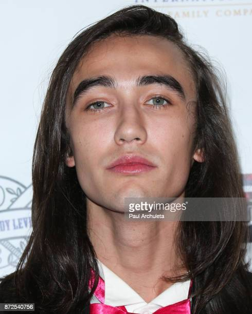 Actor Jagger Chase attends the 2nd annual Vanderpump Dog Foundation Gala at Taglyan Cultural Complex on November 9 2017 in Hollywood California