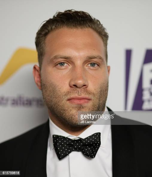 Actor Jai Courtney attends Australians in Film's 5th annual awards gala on October 18 2016 in Hollywood California