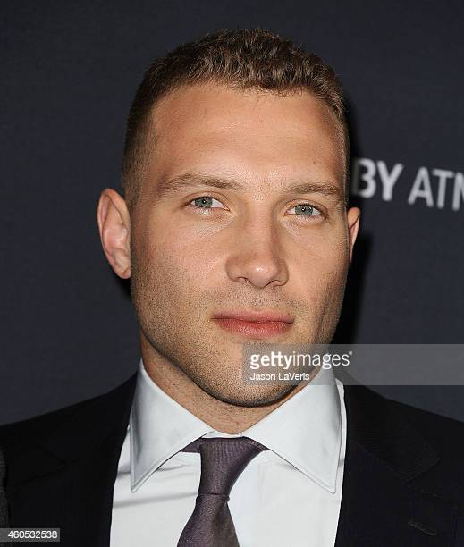 Actor Jai Courtney attends the premiere of 'Unbroken' at TCL Chinese Theatre IMAX on December 15 2014 in Hollywood California