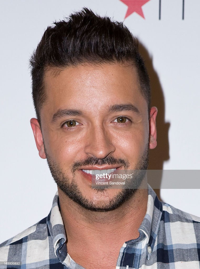 Actor <a gi-track='captionPersonalityLinkClicked' href=/galleries/search?phrase=Jai+Rodriguez+-+Ator&family=editorial&specificpeople=202956 ng-click='$event.stopPropagation()'>Jai Rodriguez</a> attends OUT magazine's celebration of LA fashion week with OUT fashion benefiting the AIDS Healthcare Foundation at Pacific Design Center on March 7, 2013 in West Hollywood, California.
