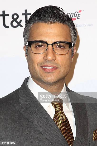 Actor Jaime Camil attends the California Fire Foundation 2016 Gala at Avalon Hollywood on March 9 2016 in Los Angeles California