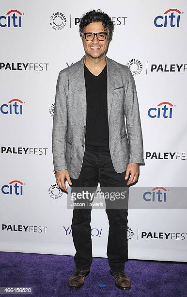 Actor Jaime Camil attends the 'Jane The Virgin' event at the 32nd annual PaleyFest at Dolby Theatre on March 15 2015 in Hollywood California