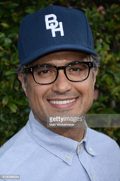 Actor Jaime Camil attends Universal Studios' 'Wizarding World of Harry Potter Opening' at Universal Studios Hollywood on April 5 2016 in Universal...