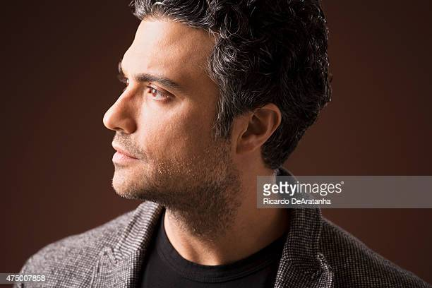 Actor Jaime Camil is photographed for Los Angeles Times on May 11 2015 in Los Angeles California PUBLISHED IMAGE CREDIT MUST READ Ricardo...