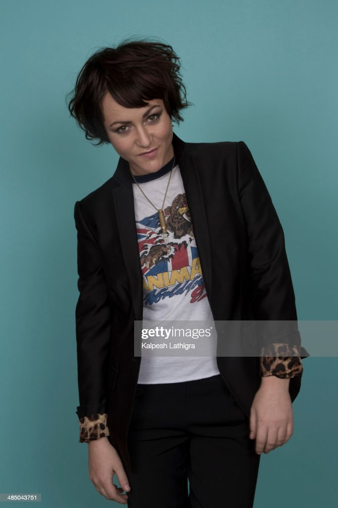 Actor <a gi-track='captionPersonalityLinkClicked' href=/galleries/search?phrase=Jaime+Winstone&family=editorial&specificpeople=834918 ng-click='$event.stopPropagation()'>Jaime Winstone</a> is photographed on November 19, 2013 in London, England.