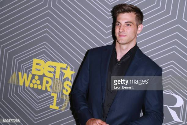 Actor Jake Allyn arrived at the 2017 BET Awards 'PRE' at The London West Hollywood on June 21 2017 in West Hollywood California