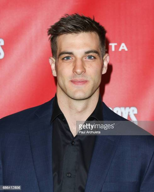 Actor Jake Allyn attends the opening night of 'Jersey Boys' at the Ahmanson Theatre on May 18 2017 in Los Angeles California