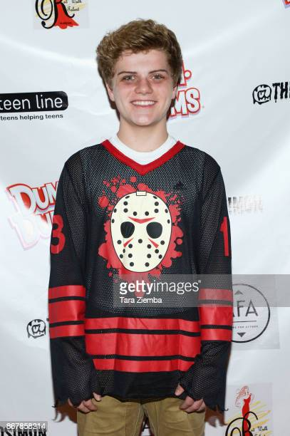 Actor Jake Brennan attends Mateo Simon's Halloween Charity Event on October 28 2017 in Burbank California