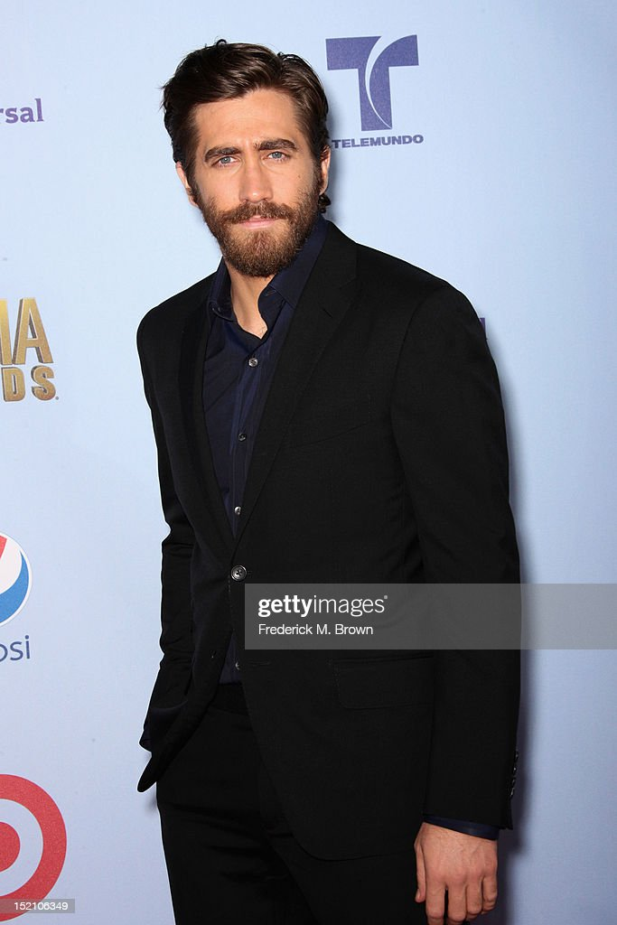Actor <a gi-track='captionPersonalityLinkClicked' href=/galleries/search?phrase=Jake+Gyllenhaal&family=editorial&specificpeople=201833 ng-click='$event.stopPropagation()'>Jake Gyllenhaal</a> arrives at the 2012 NCLR ALMA Awards at Pasadena Civic Auditorium on September 16, 2012 in Pasadena, California.