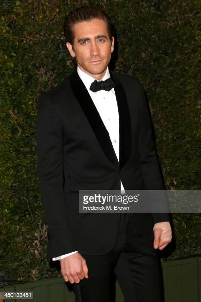 Actor Jake Gyllenhaal arrives at the Academy of Motion Picture Arts and Sciences' Governors Awards at The Ray Dolby Ballroom at Hollywood Highland...
