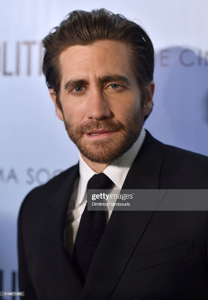 Fox Searchlight Pictures With The Cinema Society Host A ... Actor Jake Gyllenhaal Attends The Photos
