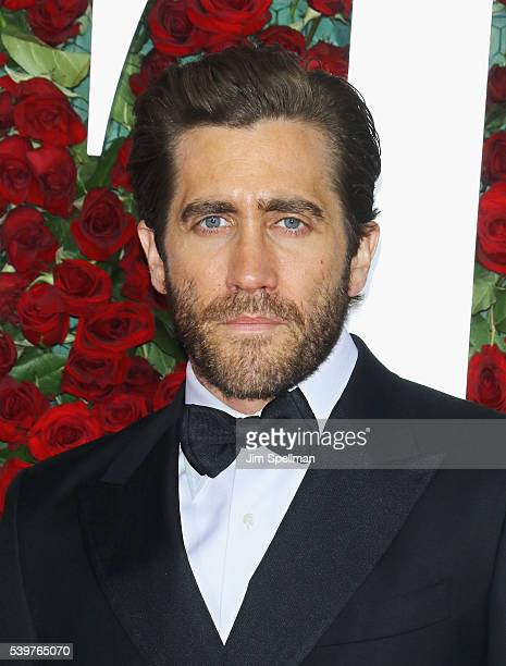 Actor Jake Gyllenhaal attends the 70th Annual Tony Awards at Beacon Theatre on June 12 2016 in New York City