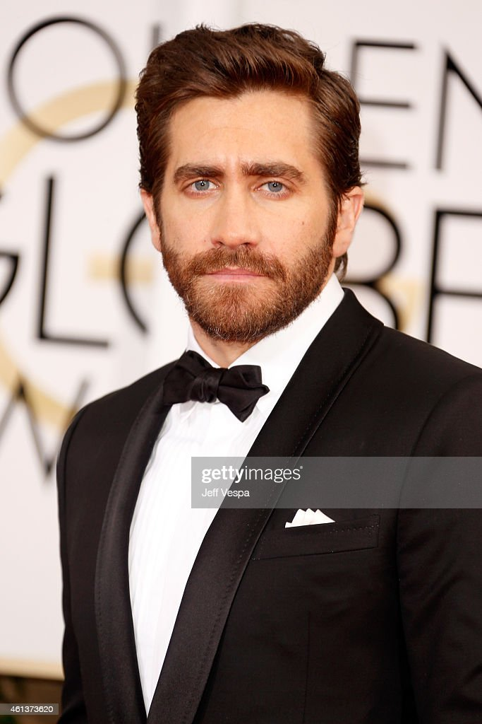 72nd Annual Golden Globe Awards - Arrivals | Getty Images Actor Jake Gyllenhaal Attends The Photos